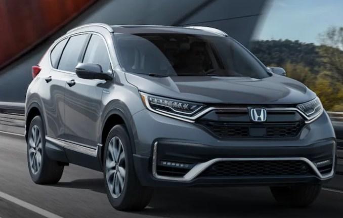 2021-Honda-CR-V-Exterior