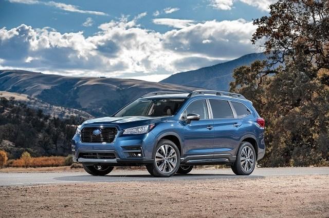 2019-Subaru-Ascent-front